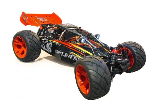Jamara Splinter Desertbuggy 1:10 BL 4WD Lipo 2,4Ghz & LED