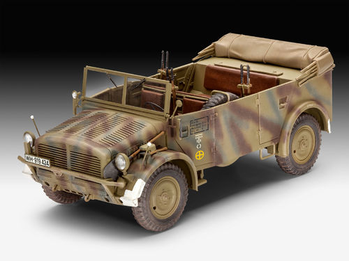 Revell 03271 Horch 108 Type 40 Maßstab 1:35