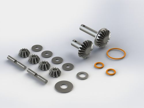 Arrma Differential Wartungsset Nero & Fazon