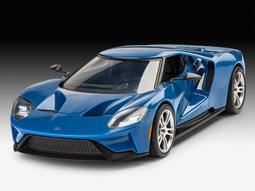 Model Set 67678 2017 Ford GT Maßstab 1:24 easy click system