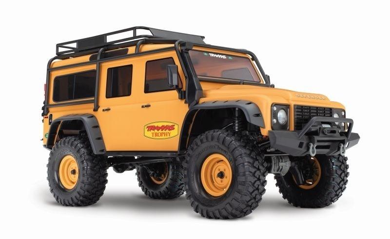 traxxas trx 4 land rover sand matt limited trophy edition. Black Bedroom Furniture Sets. Home Design Ideas