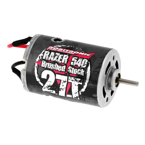 Robitronic Razer 540 Elektro Motor 27Turn Brushed Stock