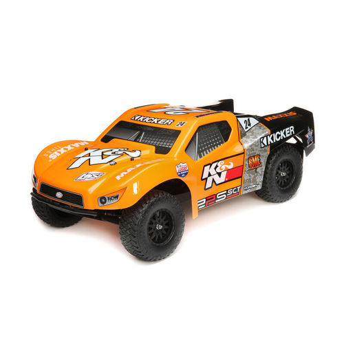 Losi 1/10 22S K&N 2WD SCT Brushless RTR mit AVC